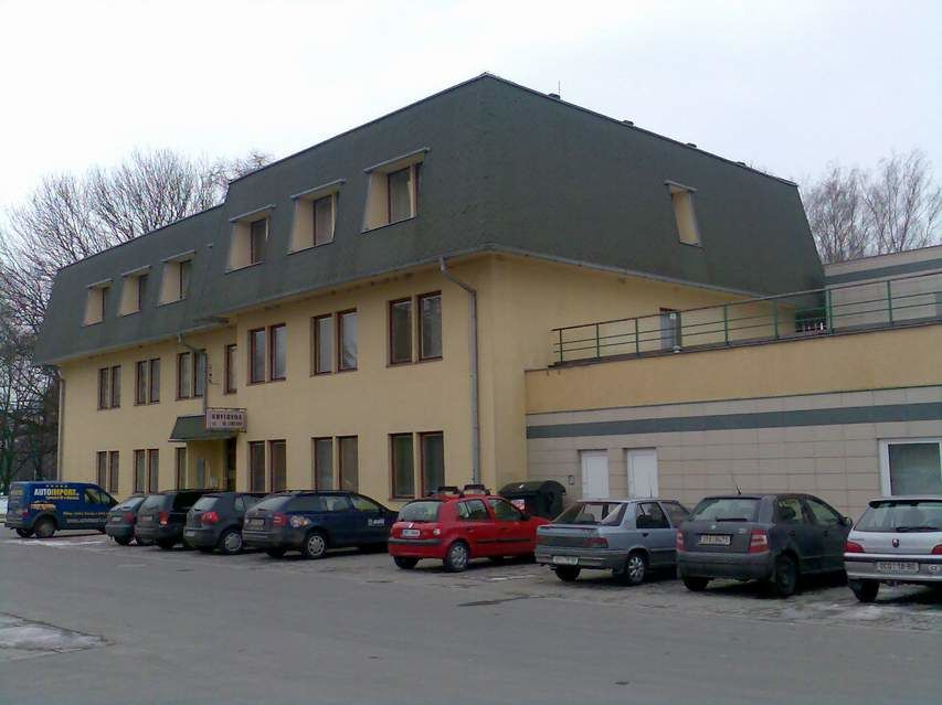 Ubytovna Centrum zdraví Bohuňovice